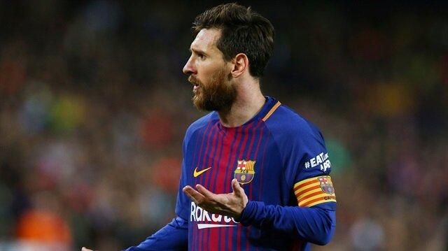Messi bu sezon Barcelona formasıyla çıktığı 53 maçta 45 gol atarken 19 da asist kaydetti.