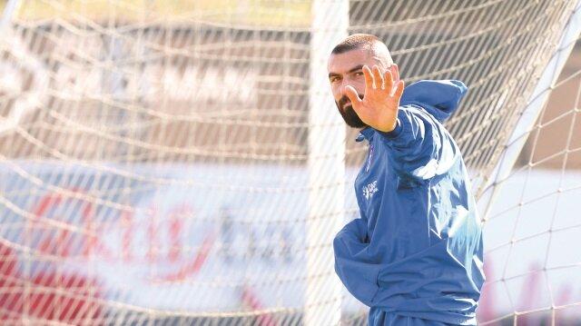 Trabzonspor'un yıldızı Burak Yılmaz
