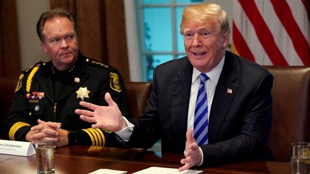 Trump'tan 'cadı avı' çıkışı