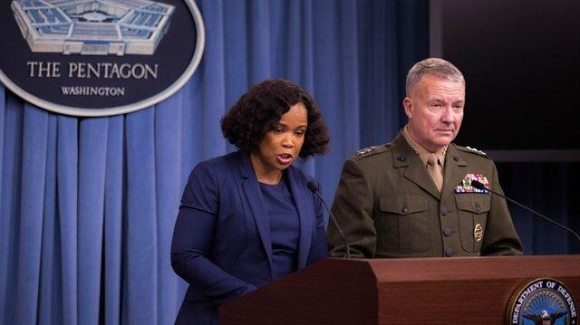 ABD Savunma Bakanlığı Sözcüsü Dana White