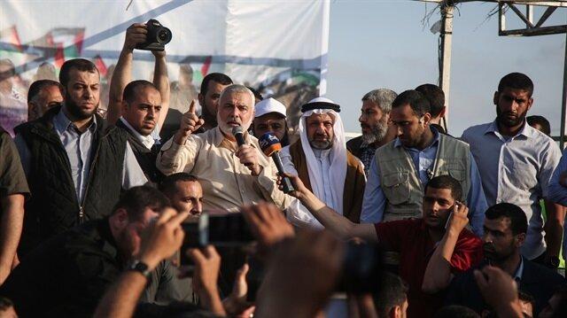 Hamas'ın Siyasi Büro Başkanı İsmail Heniyye