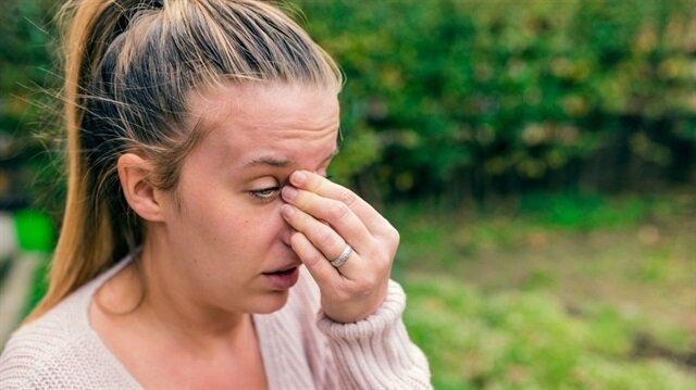 Alerjinin ilaçlar kullanıldığı sürece belirtileri görülmezken bırakıldığında tekrar ortaya çıkıyor.