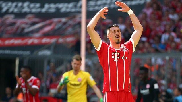 Wagner 13 milyon euroya Bayern'e transfer olmuştu.