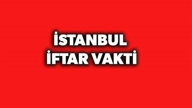 İstanbul iftar vaktini ve 2018 imsakiyesini Yeni Şafak aracılığı ile takip edebilirsiniz.