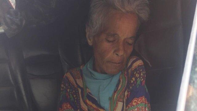 Fatma, İsrail'in Lübnan'ı işgal ettiği 1982 yılından beri aynı mahallede yaşıyordu.