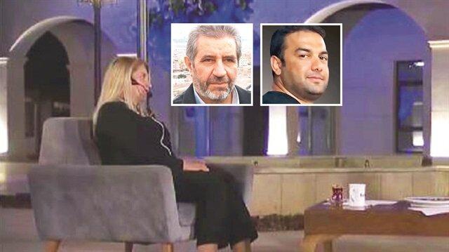 tvnet'te Hilali Beklerken programına katılan Bilge Gürs 15 Temmuz'da şehit olan babası ve eşini anlattı.