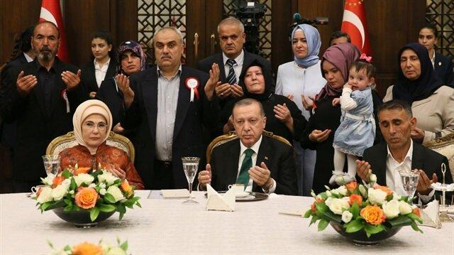 Emine Erdoğan, Twitter'da ramazan mesajı yayınladı.