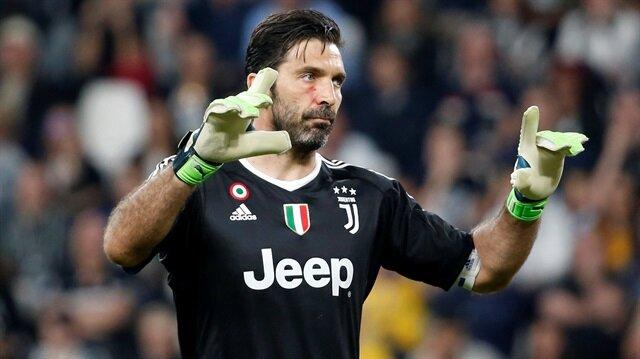 Buffon 2001 yılından bu yana Juventus forması giyiyor.