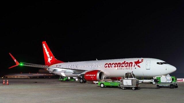 Boeing 737 MAX 8, ilk ticari uçuşunu 19 Mayıs tarihinde Antalya'dan Hollanda'nın Eindhoven şehrine yapacak.
