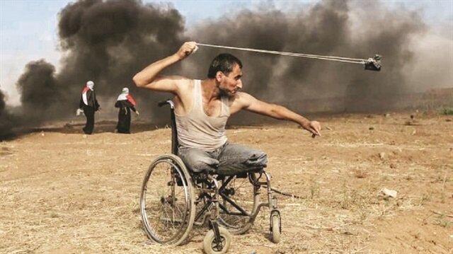 Fadi Ebu Salah, son katliamda şehit düştü.