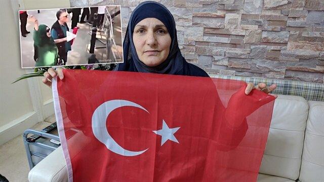 Kubal, Türkiye'nin bayrağını temsil ettiğini söyledi.