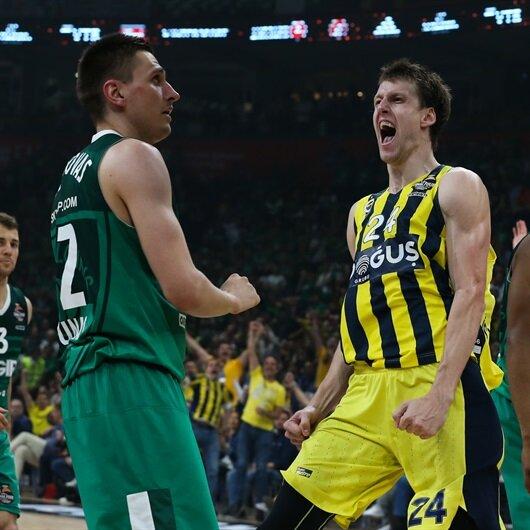 Fenerbahçe Doğuş Eurolegue'de finale yükseldi