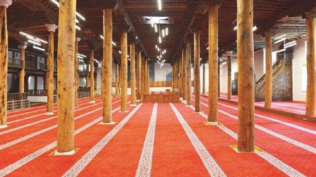 Anadolu'nun en eski camisi