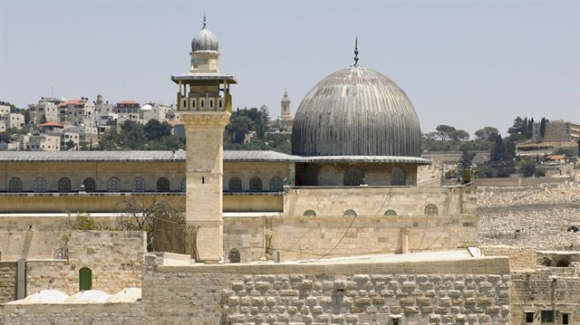 Dinmeyen yaramız: Kudüs