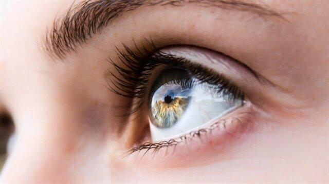 Göz sağlığınızı korumak için her gün sebze ve sarı renkli meyveler tüketin.