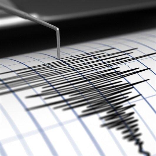 Amasya'da bir deprem daha oldu