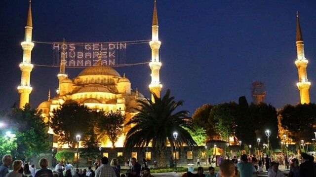 11 ayın sultanı Ramazan ayı bu sene de sevinçle karşılandı.