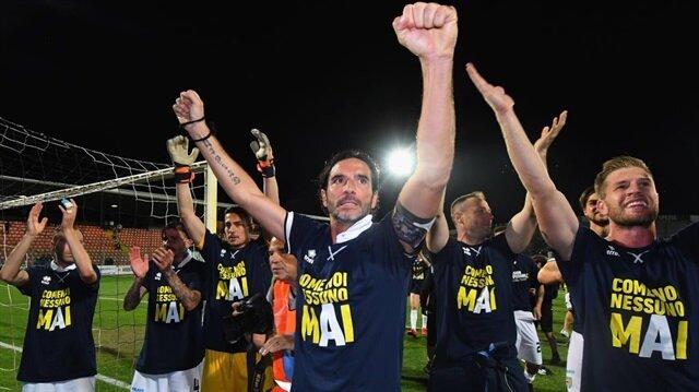 Efsane Serie A'da