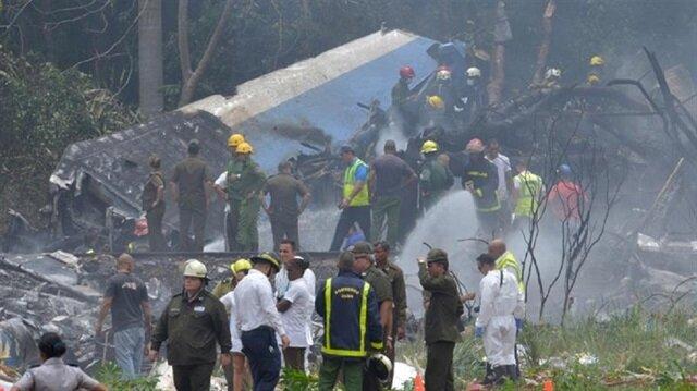 أردوغان يعزّي نظيره الكوبي في ضحايا الطائرة المنكوبة