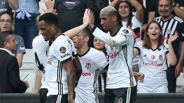 Beşiktaş<br>Avrupa Ligi'nde!