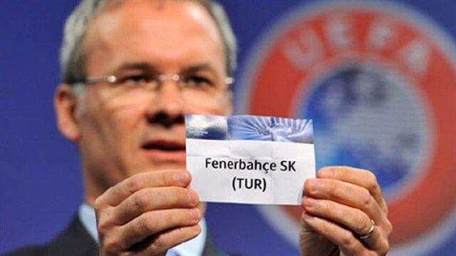 Fenerbahçe'nin Şampiyonlar Ligi'ndeki rakipleri belli oldu