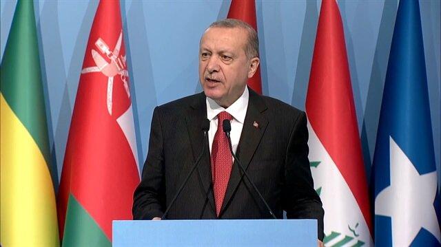 Cumhurbaşkanı Erdoğan: Artık sabrımızın sonuna geldik