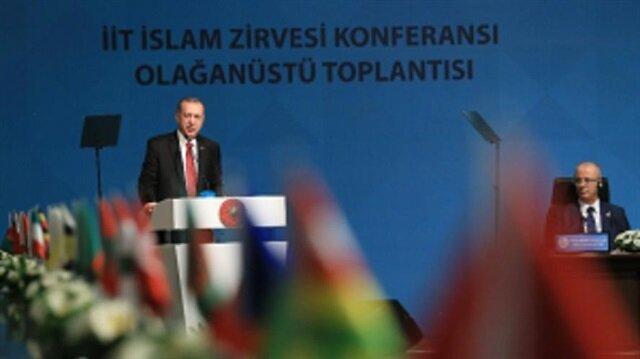 أردوغان يؤكد وقوفهم مع الشعب الفلسطيني في السراء والضراء