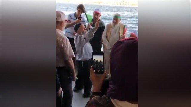 Süleyman Amca sosyal medyayı yine salladı