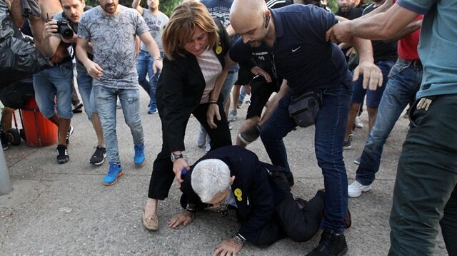 'Türkler kardeşim' diyen başkana saldırı