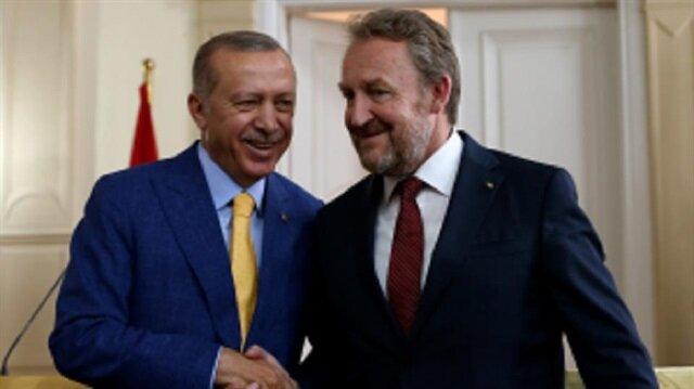 رئيس المجلس الرئاسي في البوسنة والهرسك،: علاقاتنا مع تركيا رائعة