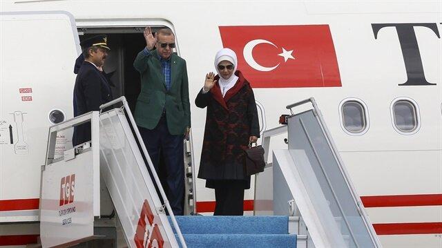 Cumhurbaşkanı Erdoğan Bosna Hersek'ten ayrıldı