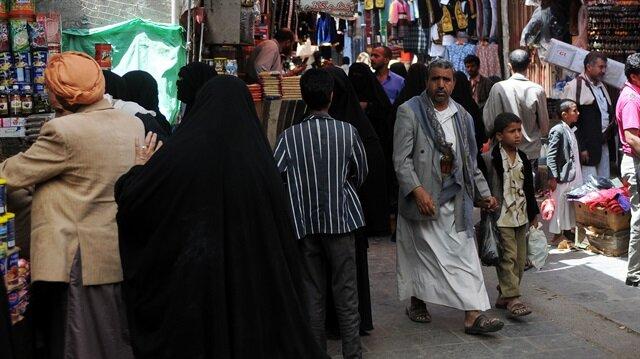 Yemen'de 19 aydır maaş ödenmiyor