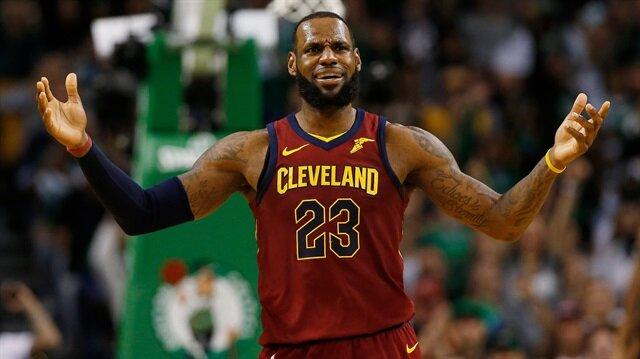 Cleveland Cavaliers farklı kazandı