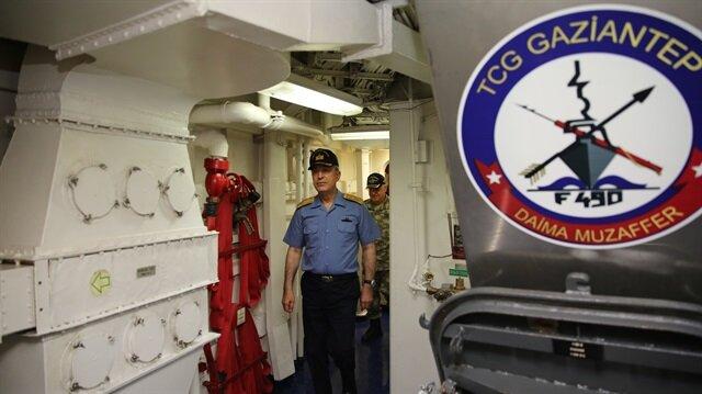 رئيس الأركان التركي يعلن إستعدادهم لتنفيذ أي مهمة في بحر إيجة