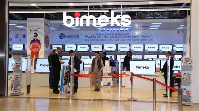 Bimeks'in işlem sırası kapatıldı