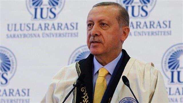 أردوغان: البوسنة أثبتت أنها بلد ديمقراطي