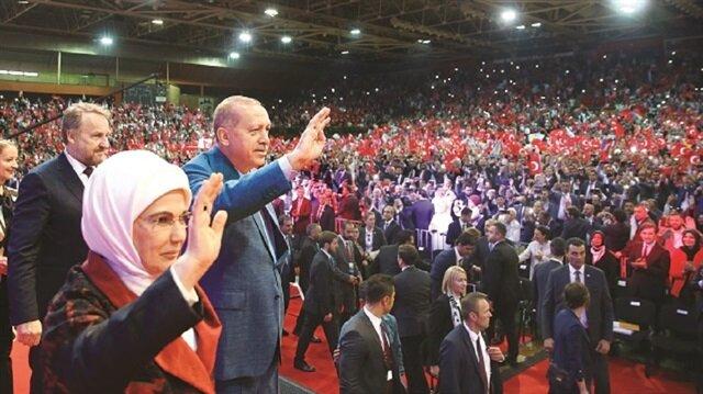 أردوغان يلمح لوجود دول غير مرتاحة من علاقة تركيا بدول البلقان