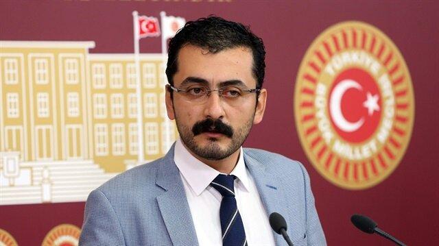CHP'li Eren Erdem'in yurt dışına çıkışına izin verilmedi