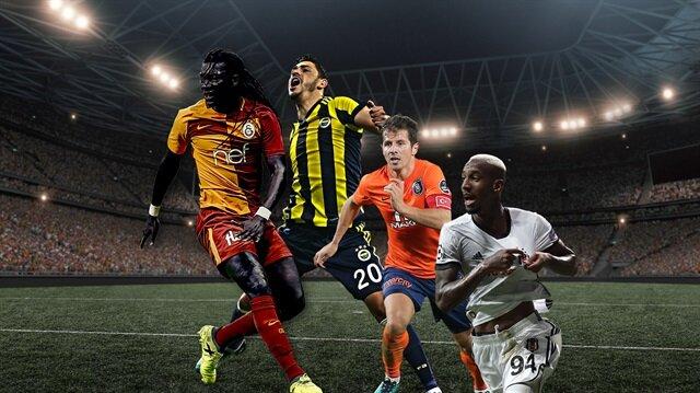 Süper Lig'de sezonu en çok ikinci bitiren takımlar
