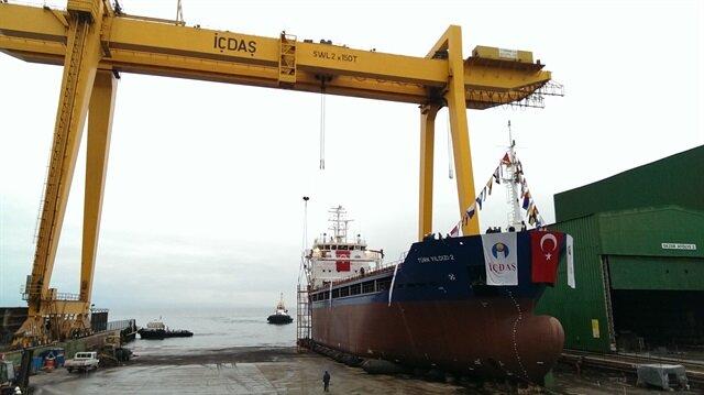Türkiye'nin en büyük uçak gemisi için hazırlık yapılıyor