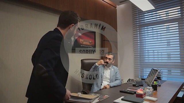 Skandal: Eren Erdem'in vatana ihanet görüntüleri ortaya çıktı!