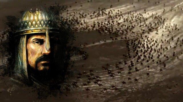 Alparslan ve Bizans ordusunu yok eden Kurt Kapanı taktiği