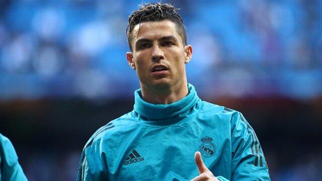 Ronaldo'dan yaş itirafı