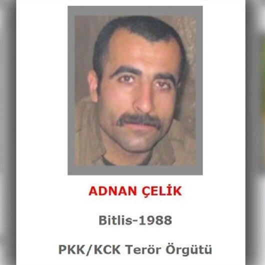 Etkisiz hale getirilen terörist birçok saldırının faili çıktı