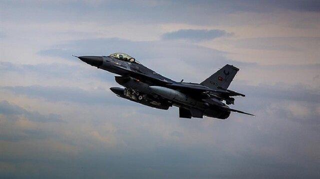 Airstrikes neutralize 15 PKK terrorists in Turkey