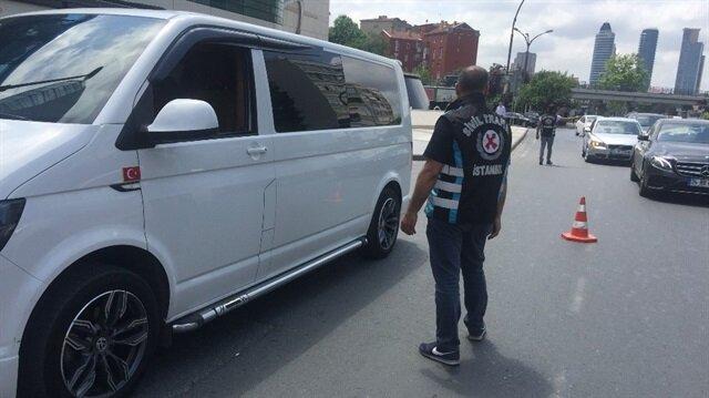 UBER sürücülerine ve yolcularına ceza yağdı