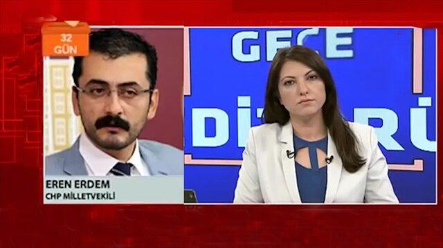 Eren Erdem'den bomba itiraflar: Kılıçdaroğlu ve Bülent Tezcan...
