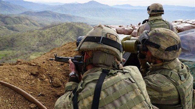 İçişleri Bakanlığı: 36 üst düzey terörist etkisiz hale getirildi