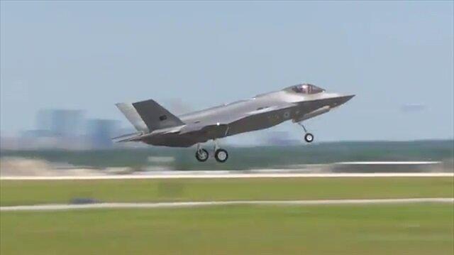 Türkiye için üretilen ilk F-35A uçağı havalandı