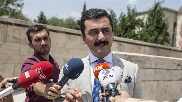 'Beni Zaman gazetesine Kılıçdaroğlu gönderdi, belgeleri Bülent Tezcan verdi'